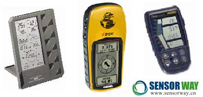 高精度海拔高度传感器在GPS导航产品中的应用