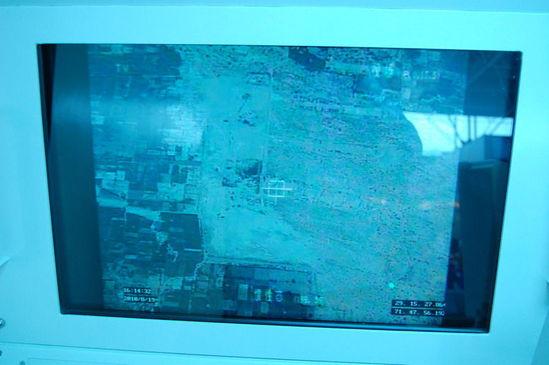 双机通信的计数显示器的电路图