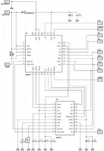 宽电流传感拓扑实现高精度12v汽车电池的高侧检测