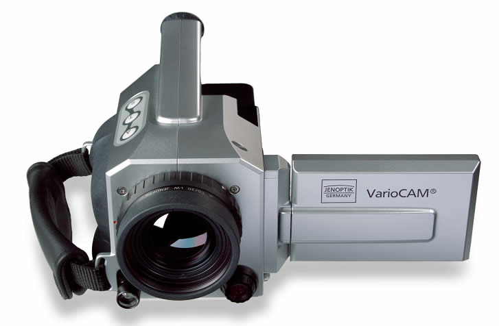 VarioCAM hr research红外热成像仪