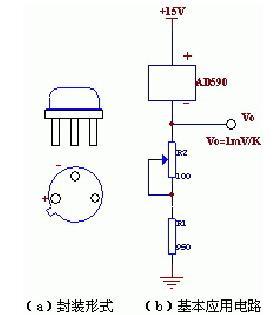集成温度传感器ad590及其应用(1)