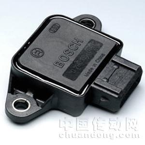 空气流量传感器等五类传感器在汽车系统中的应用