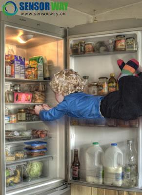 热敏电阻式传感器在电冰箱中的应用